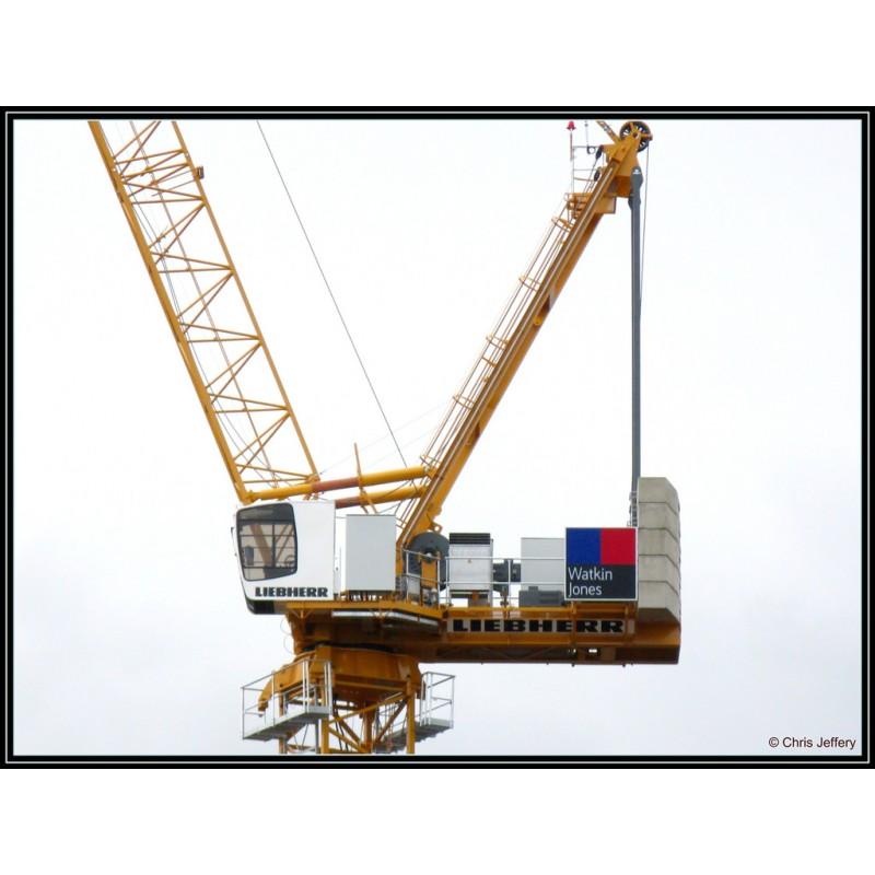 LIEBHERR 160 HC-L - Tower Cranes